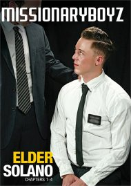 Elder Solano: Chapters 1-4 gay porn VOD from Missionary Boyz