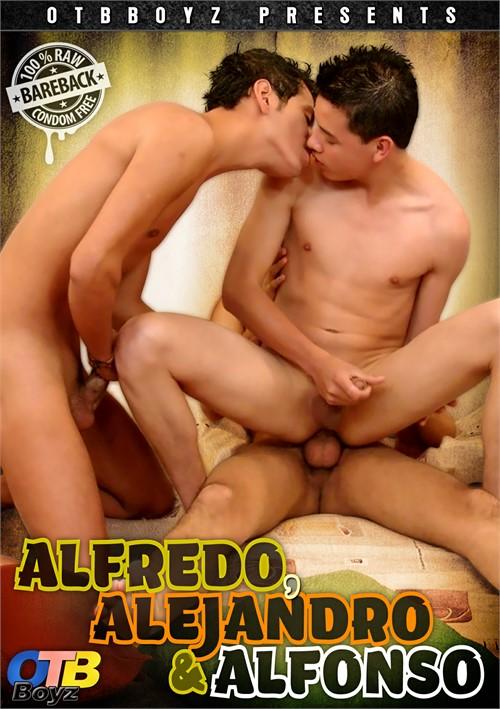 Alfredo, Alejandro & Alfonso Boxcover