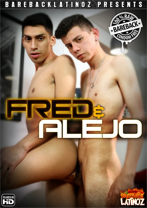 Fred & Alejo Boxcover