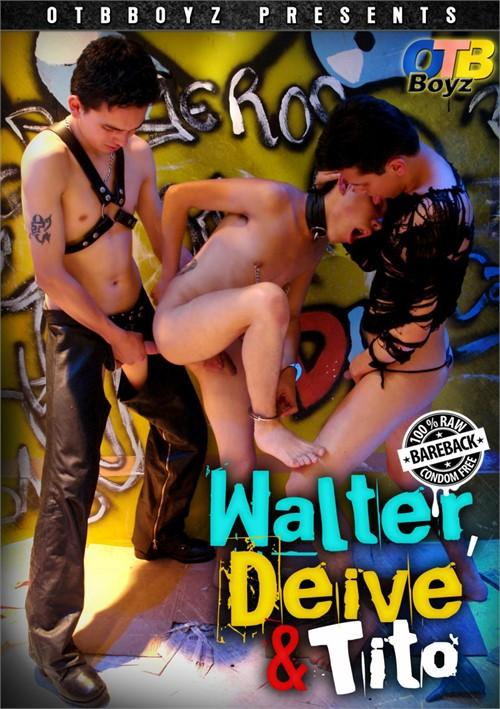 Walter, Deivi & Tito Boxcover