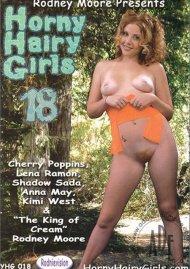 Horny Hairy Girls 18 Porn Video