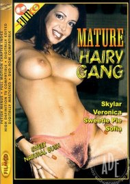 Mature Hairy Gang Porn Video
