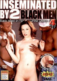 Inseminated By 2 Black Men #4