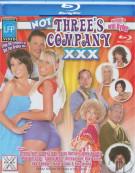Not Threes Company XXX Blu-ray