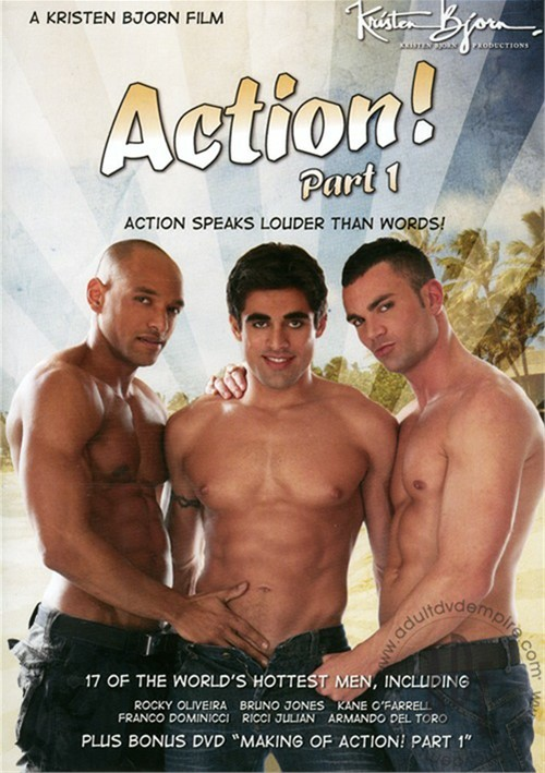 Action Part 1 Cover Front