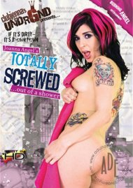 Joanna Angel's Totally Screwed...Out Of A Shower Porn Video