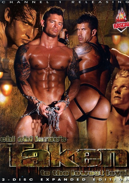 Chi Chi LaRue's Taken: Expanded Edition Boxcover
