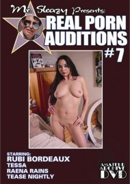 Real Porn Auditions #7 Porn Movie