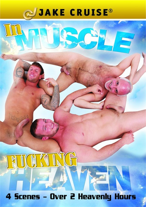 In Muscle Fucking Heaven Boxcover