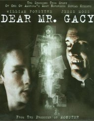 Dear Mr. Gacy Gay Cinema Movie