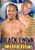 Black Twink Initiation Gay Porn Movie