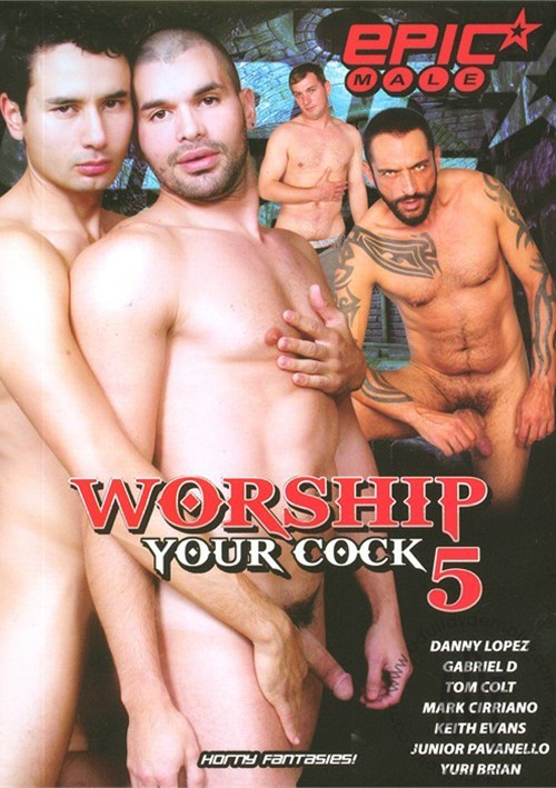 Worship Your Cock 5 Boxcover