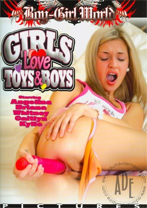 Girls Love Toys & Boys