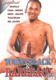 Young Black & Bareback #3