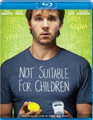 Not Suitable For Children Gay Cinema Movie