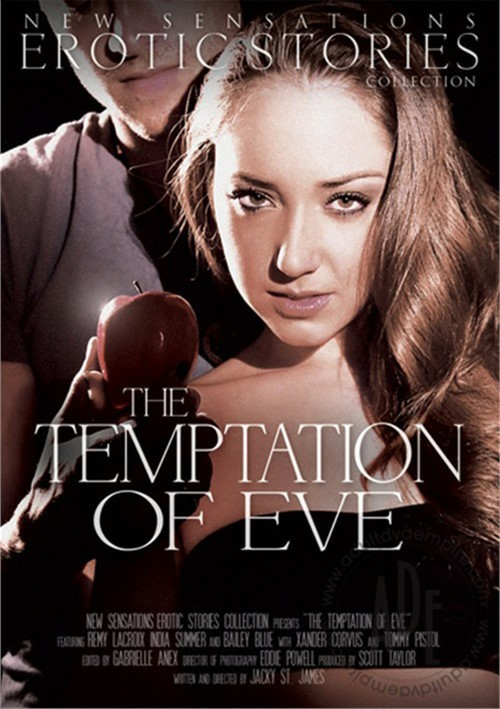 Temptation Of Eve, The Boxcover