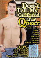 Don't Tell My Girlfriend I'm Queer Boxcover