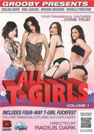 All T-Girls Vol. 1 Porn Video
