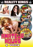 Amateur Hours 4-Pack Porn Movie