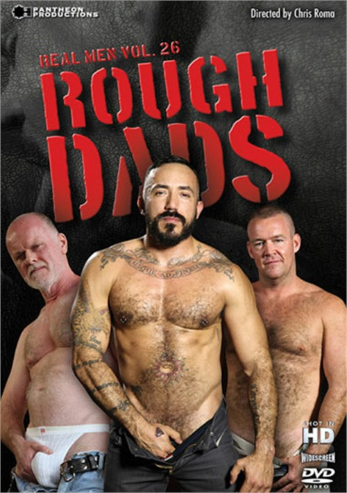 Rough Dads: Real Men Volume 26 Boxcover
