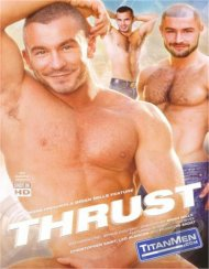 Thrust Gay Blu-ray Movie