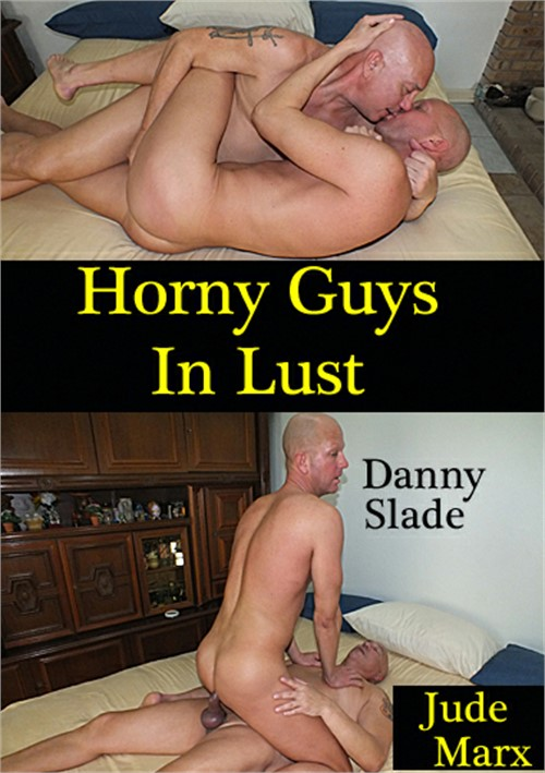 Horny Guys in Lust Boxcover
