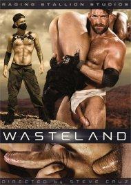 Wasteland gay porn DVD from Raging Stallion Studios.