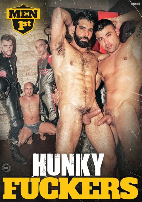 Hunky Fuckers Boxcover