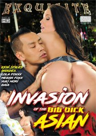 Invasion Of The Big Dick Asian
