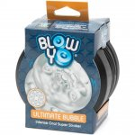 Blow Yo - Ultimate Bubble - Intense Oral Super Stroker - Clear Sex Toy