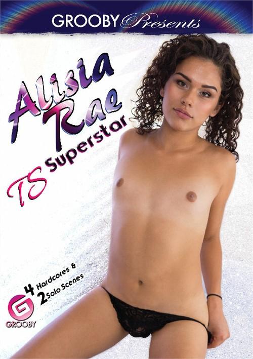 Alisia Rae TS Superstar