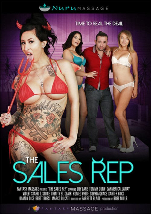Sales Rep, The 2018  Adult Dvd Empire-5844