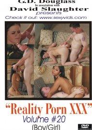 Reality Porn XXX Volume #20 Porn Video