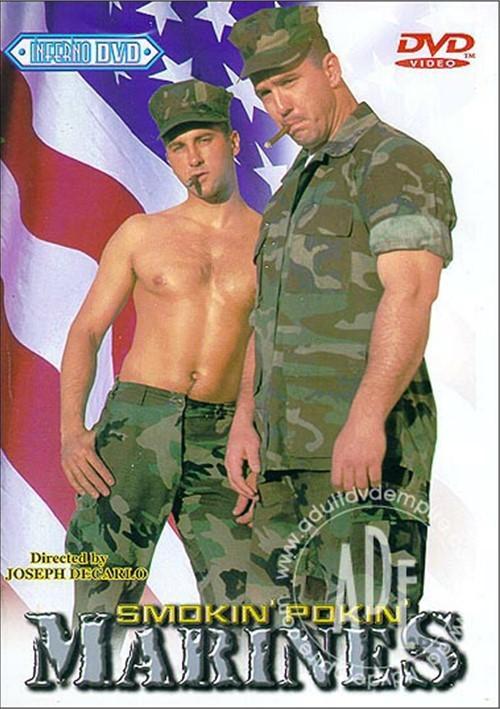 Smokin' Pokin' Marines Boxcover