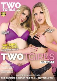 Two TGirls Vol. 5