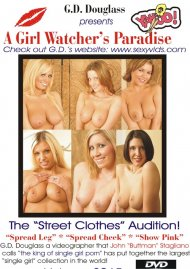 Girl Watcher's Paradise Volume 2065, A Porn Video