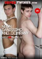 Neon Danissimo and Company Boxcover