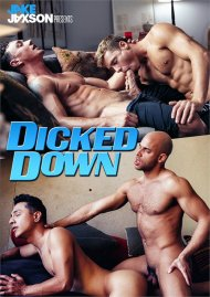 Dicked Down gay porn DVD from Jake Jaxson Presents.