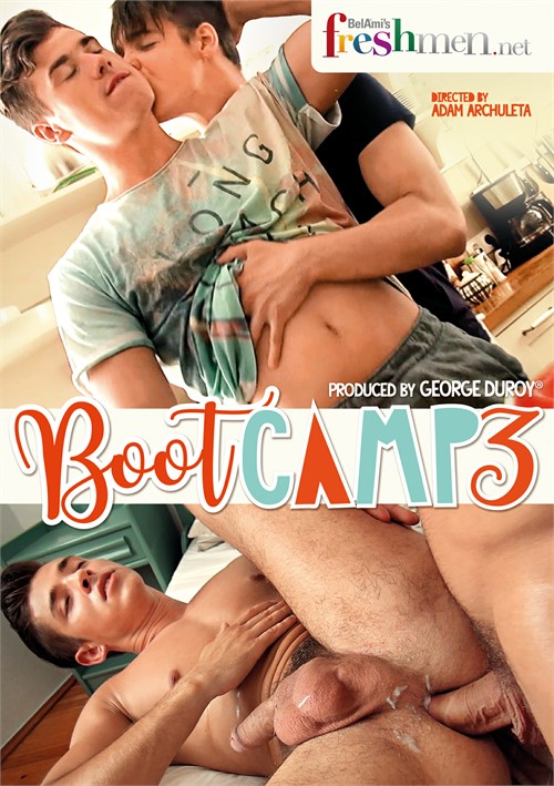 Boot Camp 3 Cover Front