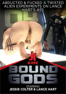 Abducted & Fucked A Twisted Alien Experiments on Lance Hart's Ass Boxcover
