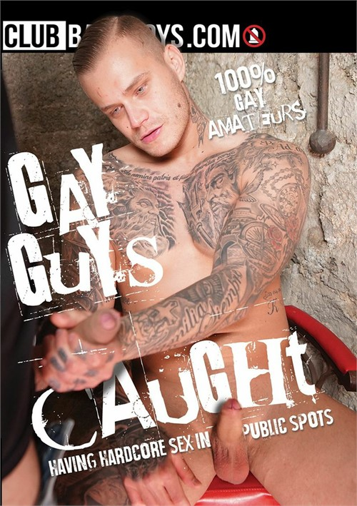 Gay Guys Caught Boxcover