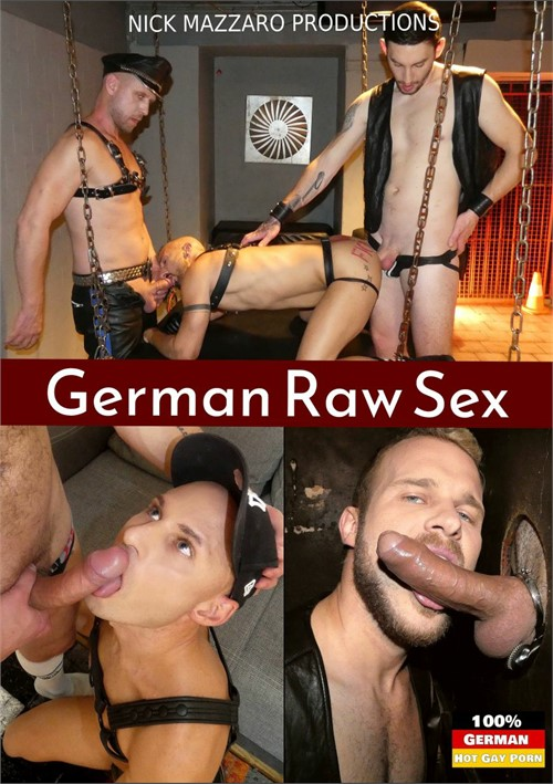 German Raw Sex Boxcover