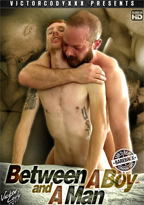 Between a Boy and a Man Boxcover