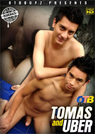 Tomas & Uber Boxcover
