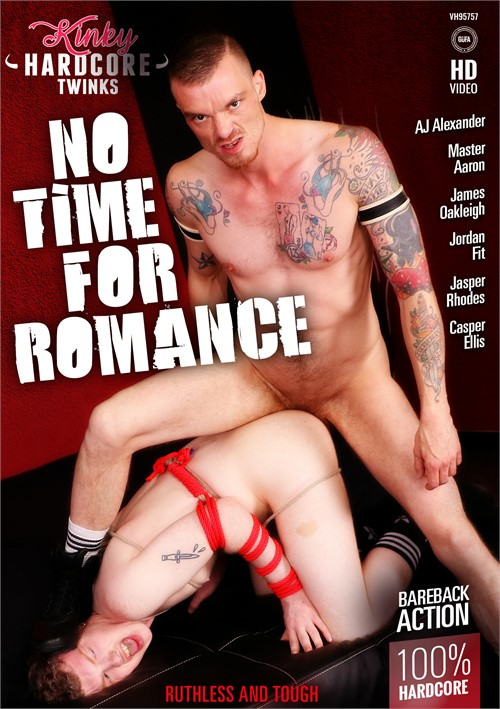 No Time For Romance Boxcover