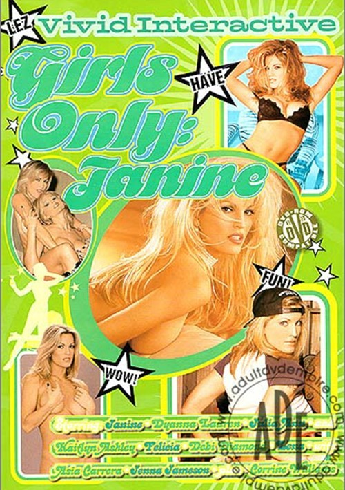 Girls Only: Janine
