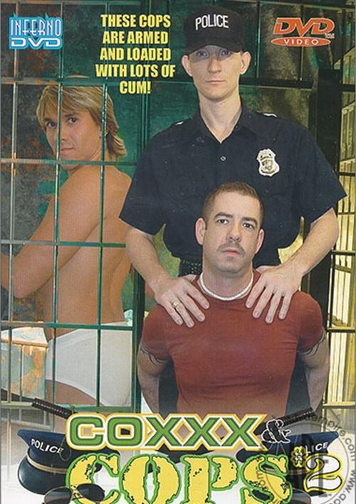 Coxxx & Cops 2 Boxcover