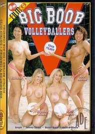 Big Boob Volleyballers image