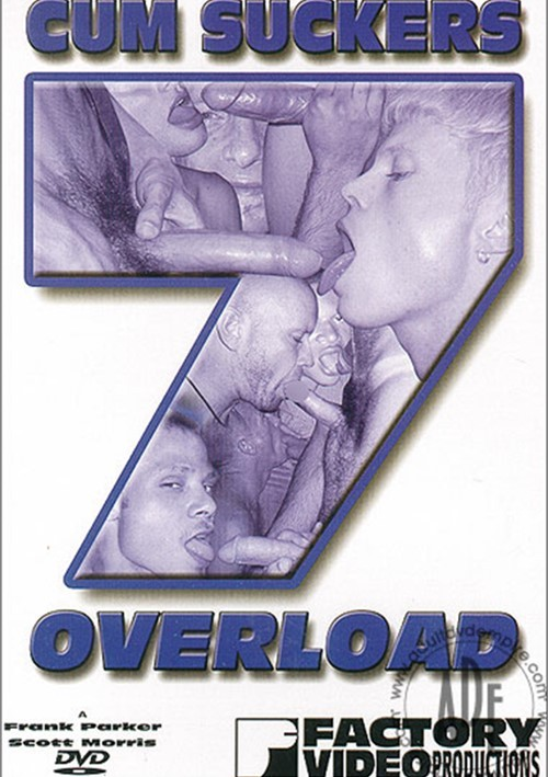 Cum Suckers 7: Overload Boxcover