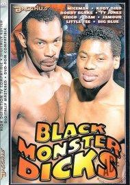 Black Monster Dicks image